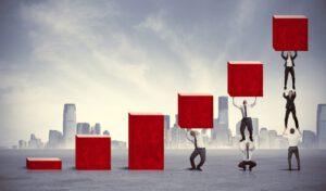 netwerkmarketing teamwork