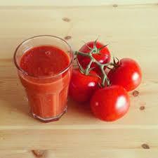 Tomatensap, green juice, beyuna